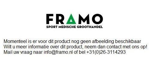 Simple pedal exerciser - stoelfiets - arm en been trainer vrouw