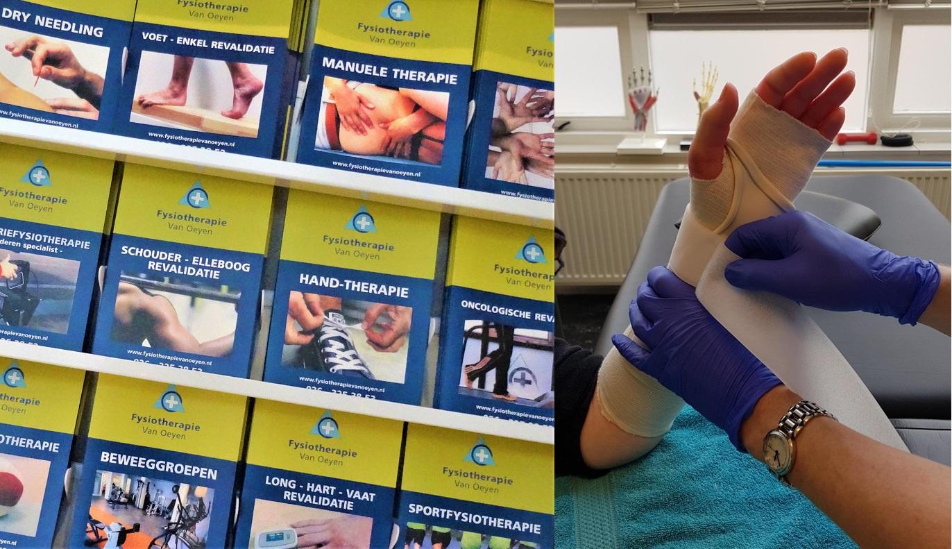 Fysiotherapie Van Oeyen levert zorg met de hoofdletter 'Z'